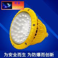 济南 |QINGHAOPAI|LF101 LED防爆灯|100W|圆形外壳|exdiict6|发电厂