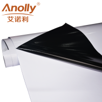 艾诺利厂家直销黑胶白胶车身贴户外加厚防水可移耐候强至2-3年高清写真喷绘颜色丰富