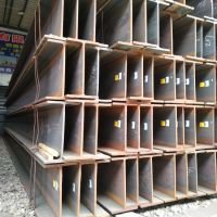 厂家直销 津西Q345B材质热轧H型钢 100*100-900*900规格齐全 欢迎来电洽谈