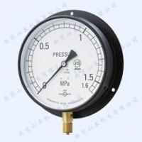 山本计器0-0.6MPa压力计直径200 yamamoto keiki原装进口