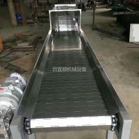 百宜顺厂家供应链板输送线不锈钢链板输送机链板流水线