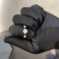 华晶直供婚礼用高端个性化培育钻石