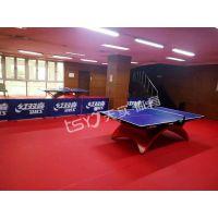 销售pvc运动地胶 乒乓球场专用地胶