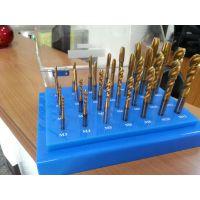 德国生产DREX粉末镀钛涂层丝锥美制丝攻不锈钢专用丝攻螺旋丝锥