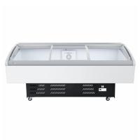 Haier/海尔鲜肉柜 SC-608CX海尔直冷冷藏保鲜展示柜 商用卧式鲜肉柜 商用冷鲜肉冰柜