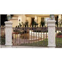 栏杆铝艺-铝艺栏杆-临朐桂吉铸造