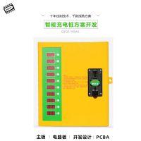 电动车充电桩汽车充电桩方案开发芯片电控板物联网技术软硬件wifi