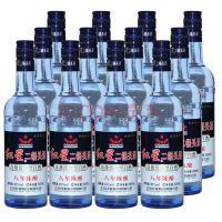 红星43度蓝瓶 八年陈酿 500ml 白酒