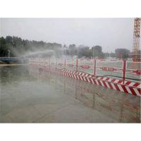 湖北十堰建筑工地自动喷雾加湿除尘专业设备