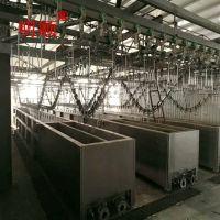 供临沂鸭屠宰场专用流水线 明顺机械优质供应