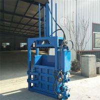 青岛服装厂液压打包机 棉绒压型液压打包机 高效率压缩机
