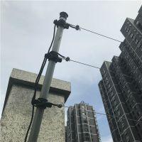 周界防范报警系统研发 史瑞特智能张力报警电子围栏