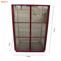 苏州50层通用干燥架 标牌标签晾晒架 网版印刷晾干架知名厂家