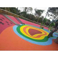 奥林 休闲步道 幼儿园安全地垫 包过新国标