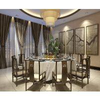 餐厅装修设计中材料遵守的基本要求-筑格装饰