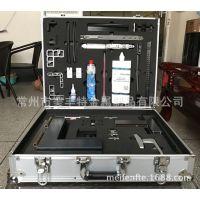 展示铝合金工具箱实验器材铝箱 设备检查安全装备航空铝箱