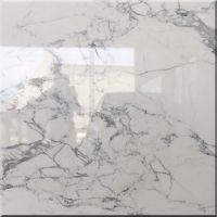 荐 雪花白大理石天然白色大理石 可定做大理石台面背景墙