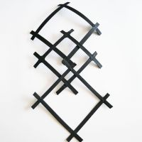 土工格栅15年厂家直销可加工定制 钢塑土工格栅