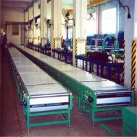 链板输送机生产商厂家 不锈钢板式输送机柳州