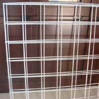 奥科生产铁丝喷塑网片 超市货架挂片 电焊苗床网片