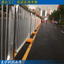 深标路侧护栏栏 珠海绿化工程围栏 甲型护栏按图定做