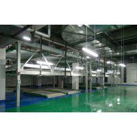 供应优质地下二层立体机械停车设备升降平移机械停车库解决方案