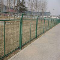 厂家铁路封闭网 浸塑框架护栏网 公路防护网