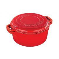 Staub厨具法国进口陶瓷炉子烧烤架子厨房厨具