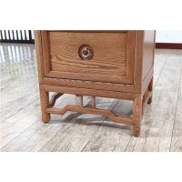 木言木语2018年新款古典中式实木床头柜出售