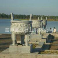 供应石雕仿古香炉 寺院墓地祭祀供奉香炉鼎