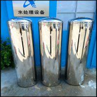 云浮市地下水过滤器外壳 304不锈钢仿玻璃钢桶大量批发 厂价直销