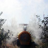 金原供应新型拖拉机牵引式风送果园喷雾机 水果喷药机 果树打药机