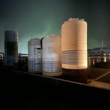 厂家供应宜宾20吨pe水箱 达州20吨滚塑水箱