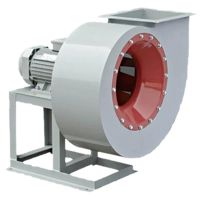 厂家供应高压离心通风机 车间厂房降温除尘低噪音排烟风机