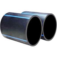 DN315*0.6Mpa_pe100级给水管材_山东德源管业hdpe给水管厂家