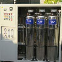 华兰达直销纯化水设备 河池环江乳制品制取用水零排放反渗透设备