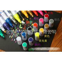 文具用笔 正品斑马牌油漆笔附SGS环保检测覆盖力更强,永久不裉色