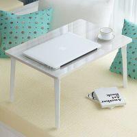 床用放床上的可折叠小书桌木桌子80cm迷你宿舍懒人大学生写字台在