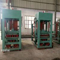 热销广西宜州建材生产加工机械免烧面包砖机整套生产线 多功能