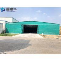 阜南县加长伸缩雨棚布 可拆卸活动雨蓬 的遮雨篷图片