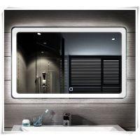 智能镜子欧式卫生间浴室镜 挂墙 卫浴防雾镜梳妆台led灯镜