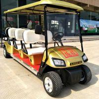 厂家直销8座高尔夫球场专用车辆电动高尔夫球车代步车