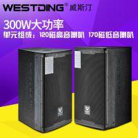 WESTDING/威斯汀 WST-1012舞台演出音响专业单12寸音箱婚庆设备
