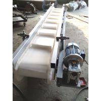 多用途铝型材输送机 不锈钢白色皮带输送机