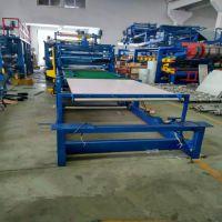上海供应全自动多功能泡沫岩棉一体机    双层复合板机器
