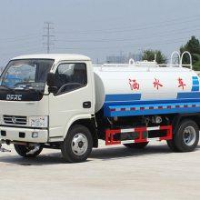 东风多利卡五吨绿化喷洒车什么洒水车好