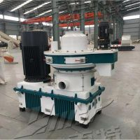 恒美百特 供应木屑制粒机 时产1.5吨生产线