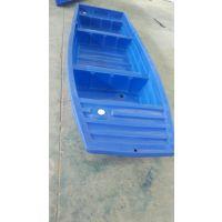 卓远塑业湖南地区厂家直销双层塑料渔船