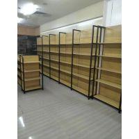 木质、钢木便利店、母婴店货架