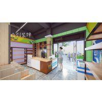 合肥生鲜超市装修设计,专业生鲜超市装修,给你一个舒心的购物空间